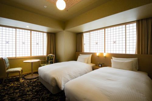 JR九州ホテルブラッサム大分 / 禁煙 プレミアムツイン