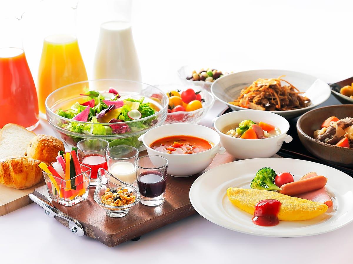 ホテル日航ノースランド帯広 【WEB販売限定】~いつもの安心、進化する快適~北の味覚たっぷりの朝食付き