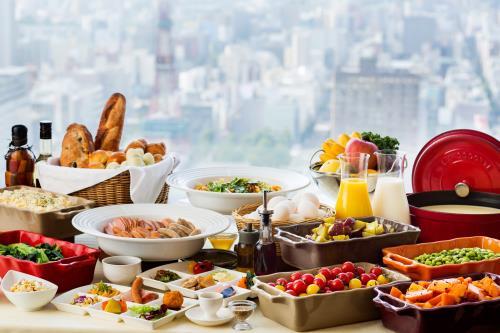 JRタワーホテル日航札幌 / 【Bed&Breakfast】選べる朝食