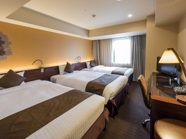 ホテル京阪 札幌 【航空券とホテルを一気に予約♪】おけいはん☆満足シンプルステイ<食事なし>
