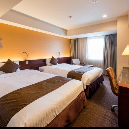 ホテル京阪 札幌 【航空券とホテルを一気に予約♪】おけいはん☆満足シンプルステイ <朝食付>