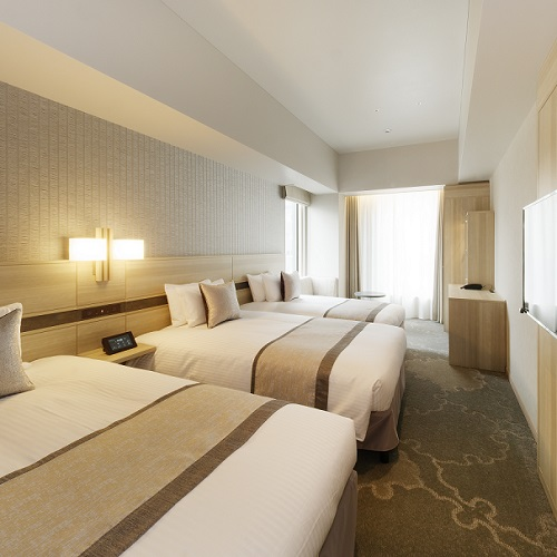 ホテル京阪 築地銀座 グランデ / 【早期割引60】早めの計画でもっとお得!ファミリー・グループにもおすすめ<朝食付>