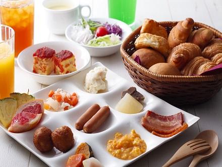ホテル京阪 ユニバーサル・シティ / 【最大300マイルたまる!】公式HP限定★JALのマイル《100マイル》をプレゼント♪<朝食付>