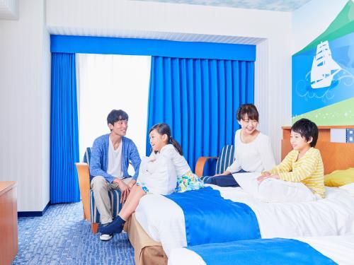 ホテル京阪 ユニバーサル・シティ / 【駅チカ】わくわく☆ホテルステイ<食事なし>