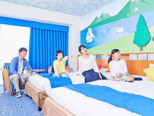 ホテル京阪 ユニバーサル・シティ / 【早期割45】早めのご予約でお得にステイ♪<食事なし>