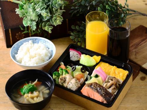 ホテル京阪 ユニバーサル・シティ / ユニバーサル・スタジオ・ジャパンへ行こう 1.5デイ・スタジオ・パス付プラン<朝食BOX付>