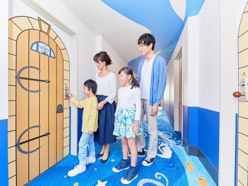 ホテル京阪 ユニバーサル・シティ / 【禁煙】カジュアルダブル(2名1室/18平米)