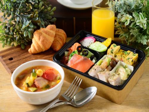 ホテル京阪 ユニバーサル・シティ / ユニバーサル・スタジオ・ジャパンへ行こう 2デイ・スタジオ・パス付プラン<朝食BOX付>