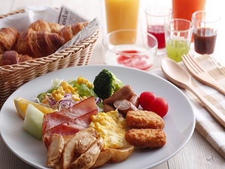 ホテル京阪 ユニバーサル・タワー / 【最大300マイルたまる!】公式HP限定☆JALのマイル《100マイル》をプレゼント♪<朝食付>
