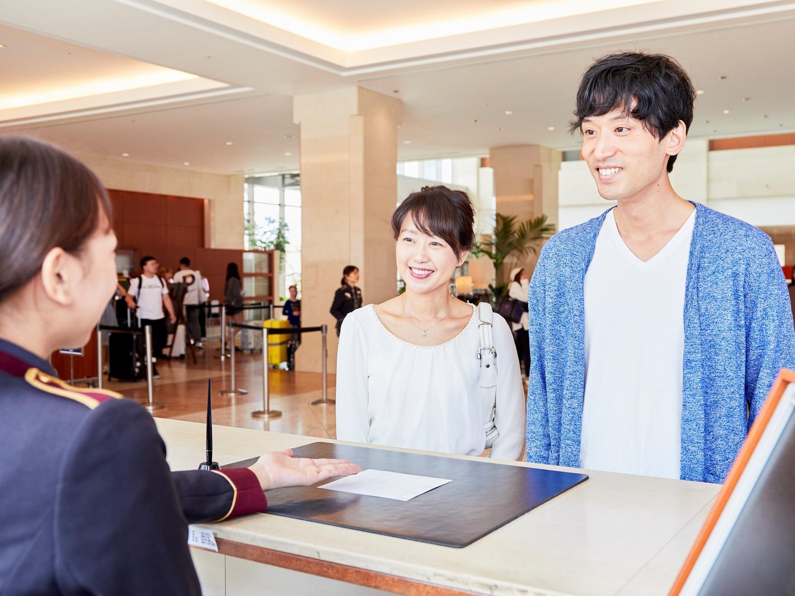 ホテル京阪 ユニバーサル・タワー / 【航空券とホテルを一気に予約♪】30日前のご予約でお得にステイ♪<食事なし>