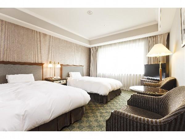 京急EXホテル品川 / ◆ビジネススイート・ツイン喫煙【優雅な空間】<62平米>◆