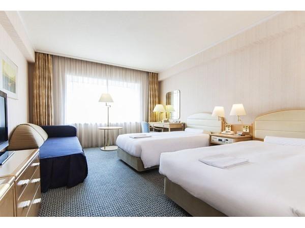 京急EXホテル品川 / ★スタンダードツイン&ソファーベット喫煙 【広々30平米】★