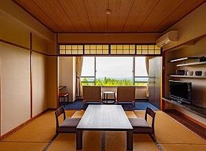 霧島観光ホテル / 【景観重視】★桜島を望むスタンダード和室
