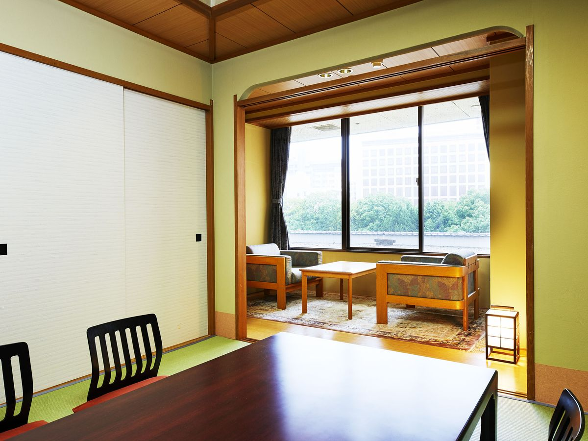 アートホテル小倉 ニュータガワ / 【喫煙】和室(8畳)