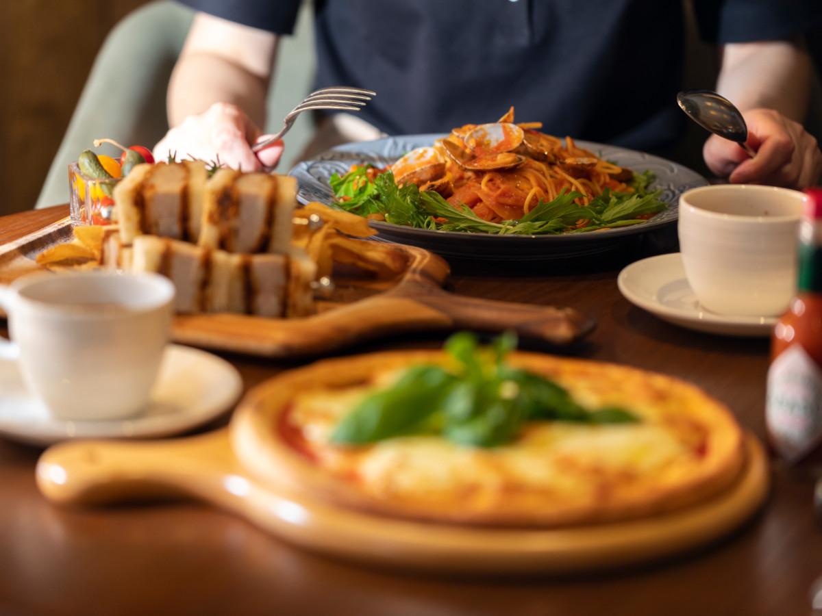 ザ ニューホテル熊本 / フォトジェニックな空間で…前菜+メイン+ドリンクが選べるハッピーチョイス(2食付)