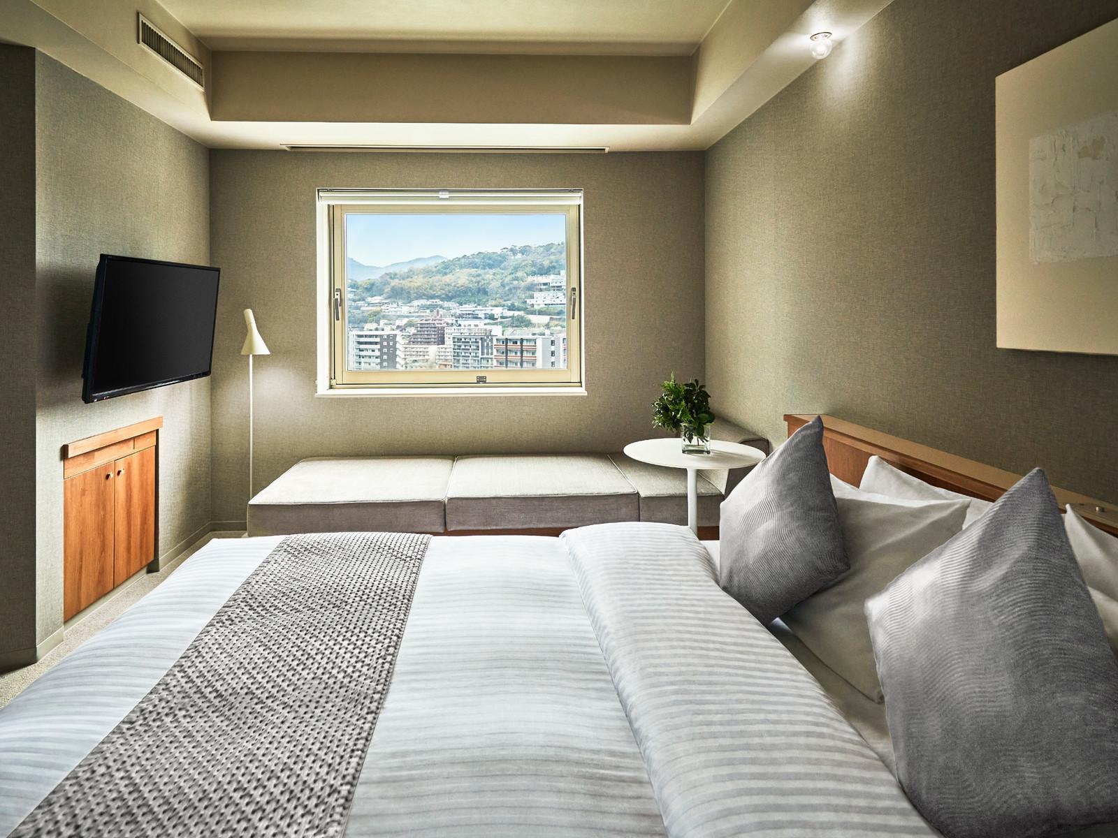 ザ ニューホテル熊本 / 【朝食付】2020年4月リニューアル!リラックスコンフォートフロアに泊まろう♪プラン