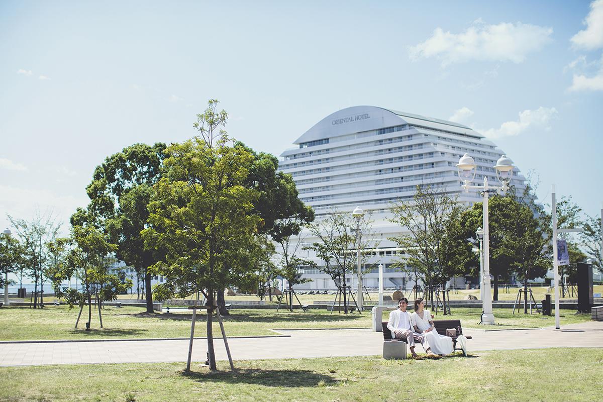 神戸メリケンパークオリエンタルホテル 【基本プラン/航空券付き】神戸贅沢Viewを満喫(素泊まり)
