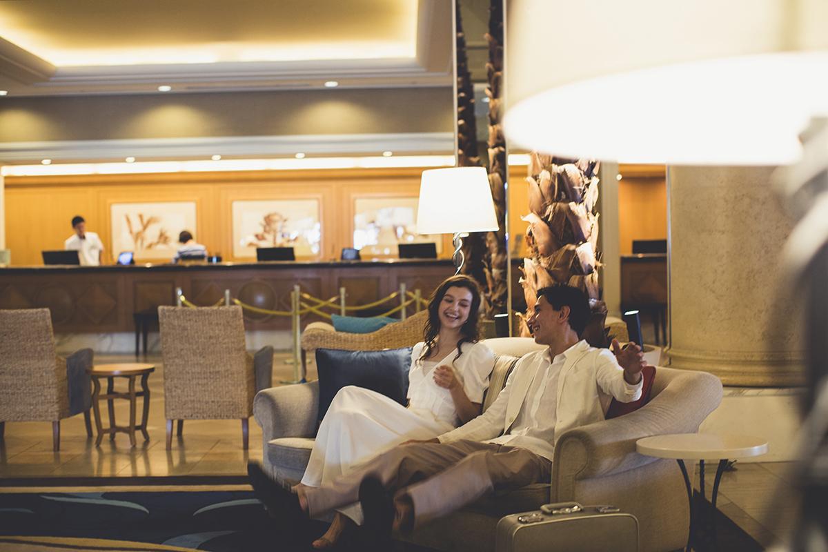 神戸メリケンパークオリエンタルホテル 【早期でお得/航空券付き】60日前のご予約でお得(素泊まり)