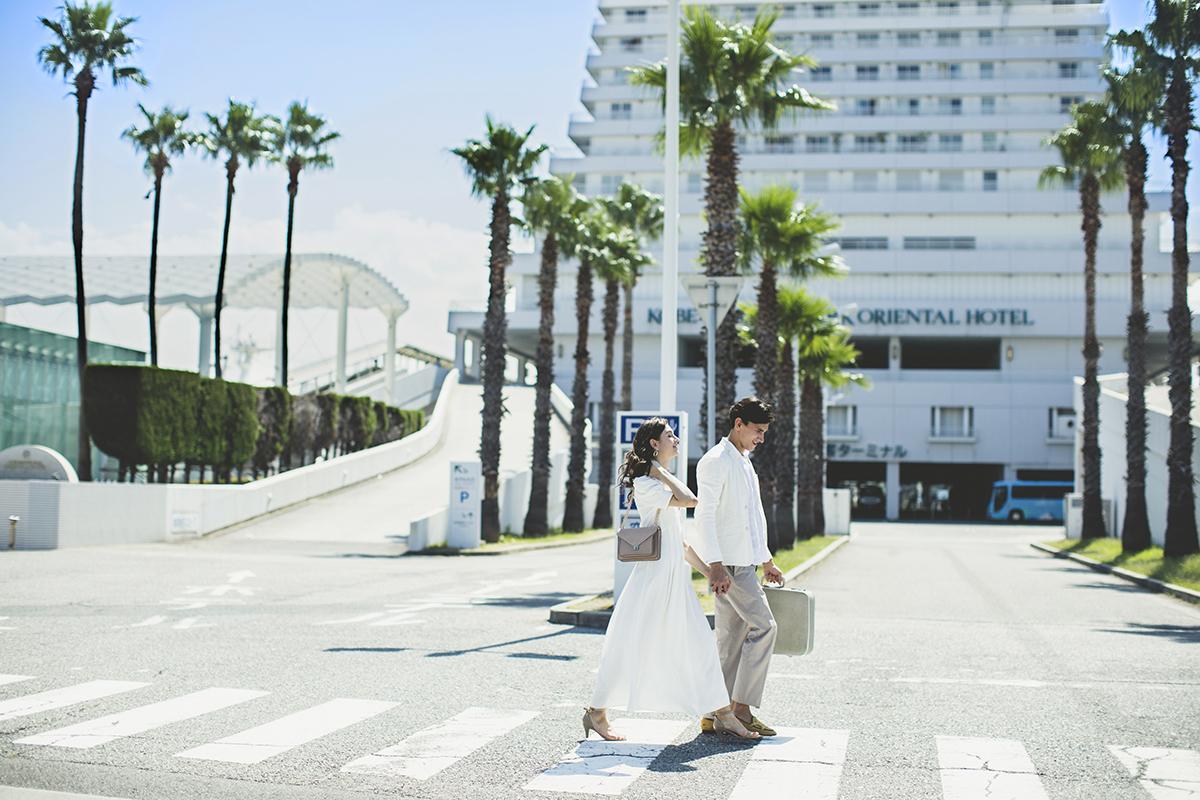 神戸メリケンパークオリエンタルホテル 【基本プラン/航空券付き】神戸贅沢Viewを満喫(朝食付き)