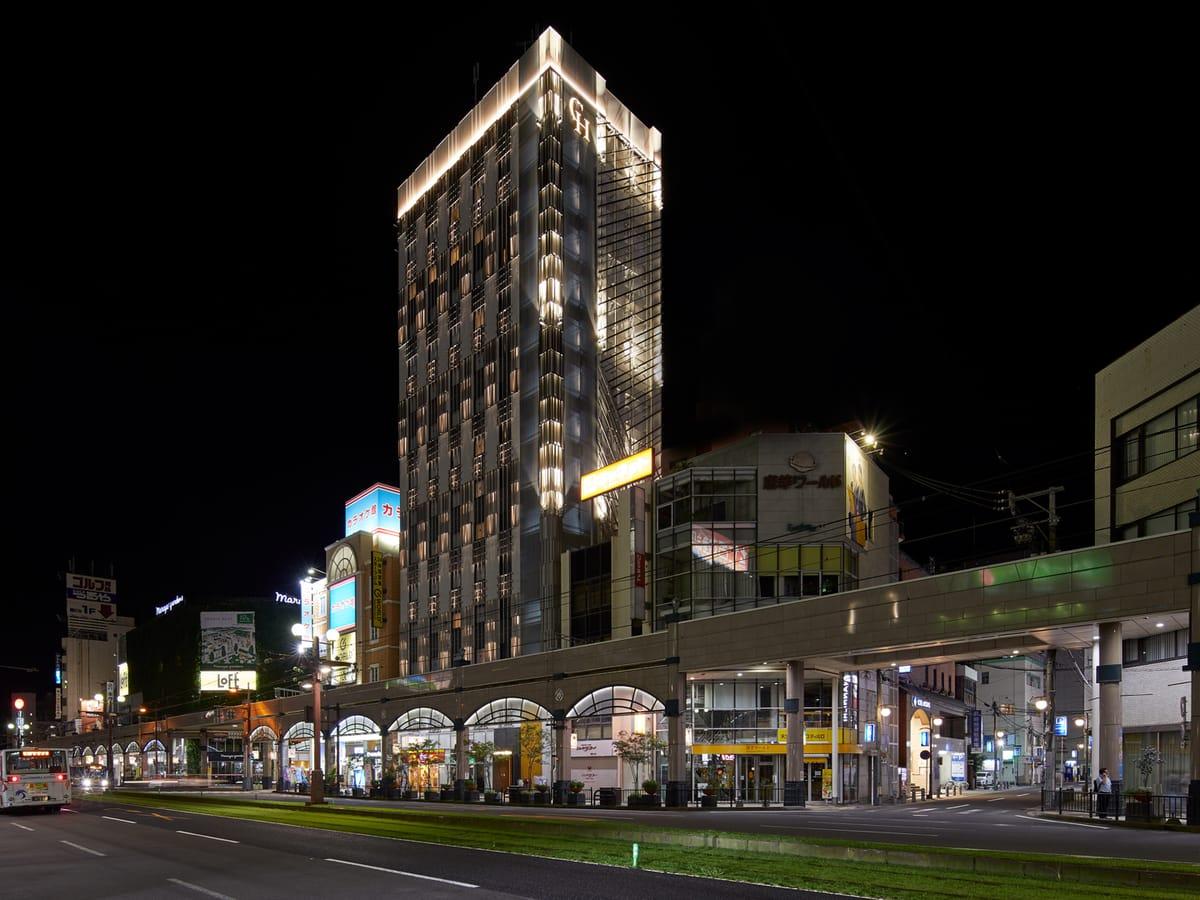 センチュリオンホテル鹿児島天文館 / 【素泊まり】 ■Wi-Fi完備■ 天文館の中心部!鹿児島でのビジネス・観光に♪♪