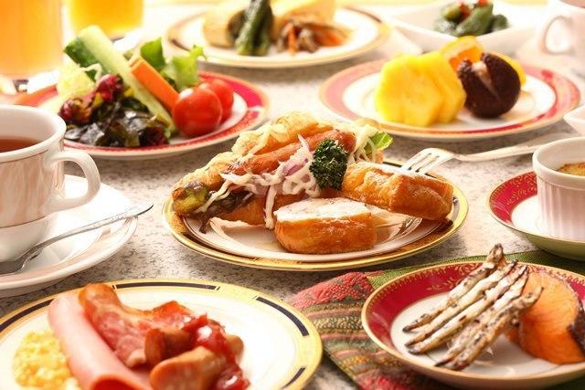 鹿児島サンロイヤルホテル ■All-you-can-eat食べ放題!グルメバイキングプラン【夕食・朝食付】グルメバイキングプラン
