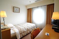 鹿児島サンロイヤルホテル シングル(1~2名)(禁煙)