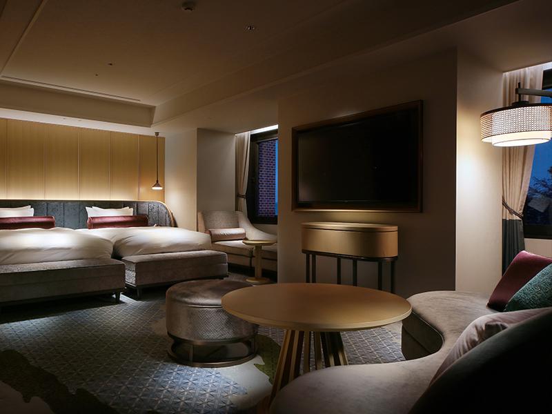 SHIROYAMA HOTEL kagoshima(城山ホテル鹿児島) / [禁煙] クラブツイン 眺望なし 【48平米】