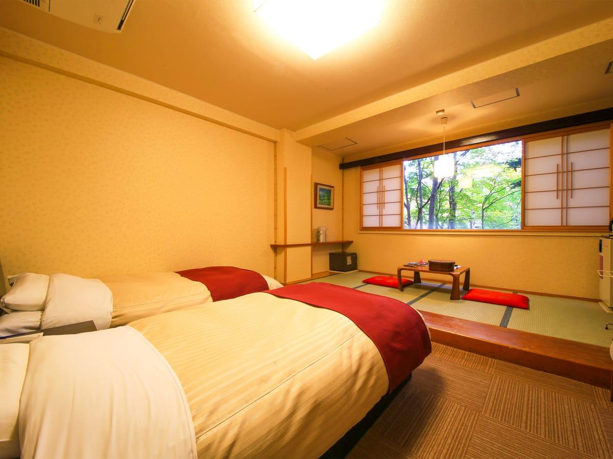 駒ヶ岳グランドホテル / 【禁煙】和洋室