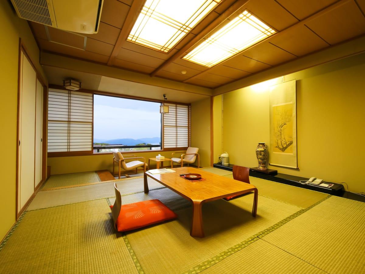 駒ヶ岳グランドホテル / 【禁煙】12畳