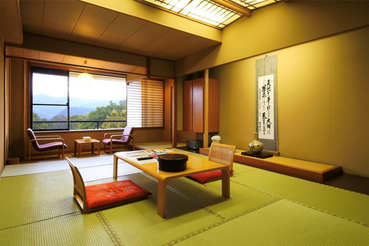 駒ヶ岳グランドホテル / 【禁煙】和室10畳