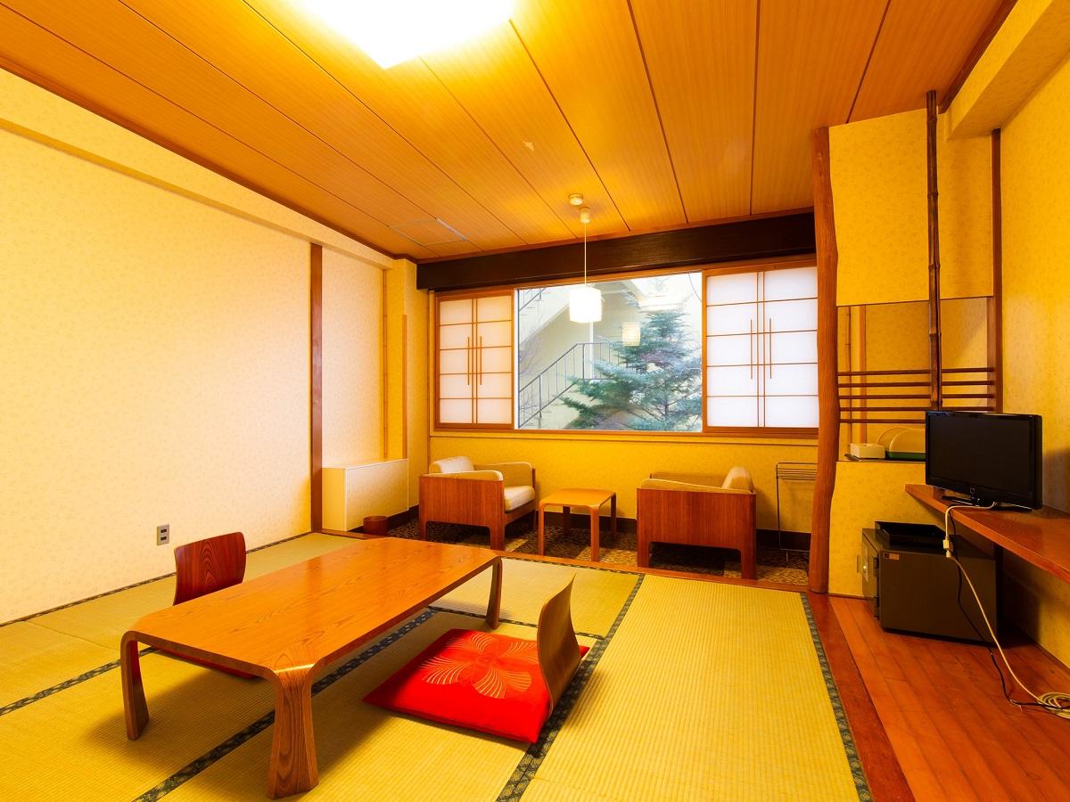 駒ヶ岳グランドホテル / 【禁煙】和室8畳