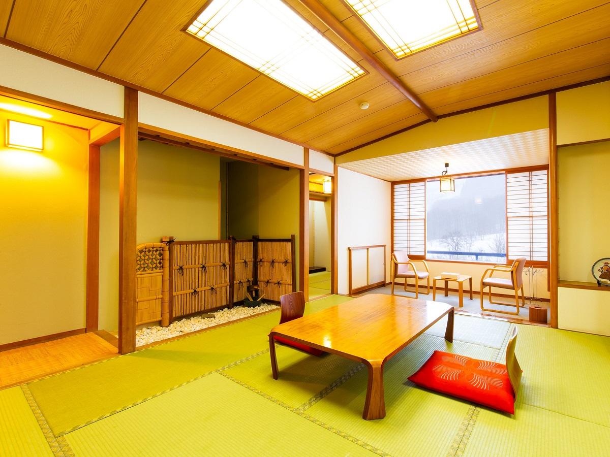 駒ヶ岳グランドホテル / 【禁煙】和室15畳