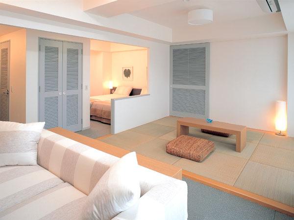ザ・ビーチタワー沖縄 ファミリースイート(49平米和洋室)