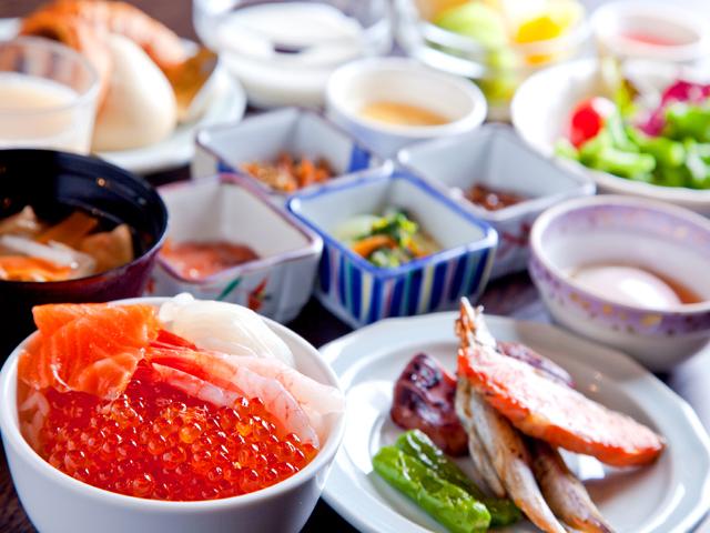 ラビスタ函館ベイ ビジネスにも観光にも♪最上階に温泉大浴場を完備&北海道産いくらかけ放題の朝食付!