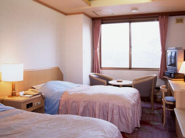 ニュー阿寒ホテル / <禁煙>クリスタル館 湖側洋室