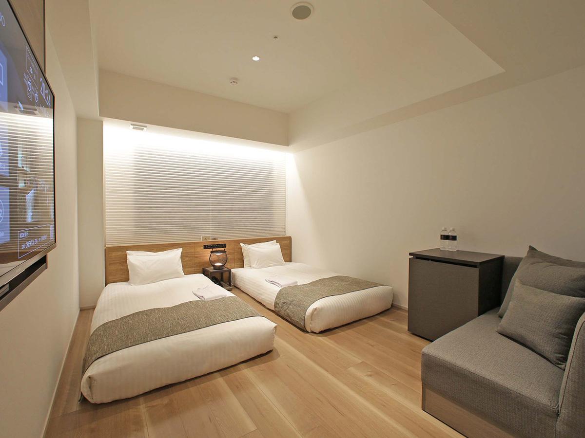 オリエンタルホテル京都 六条 スタンダードツイン(和室)