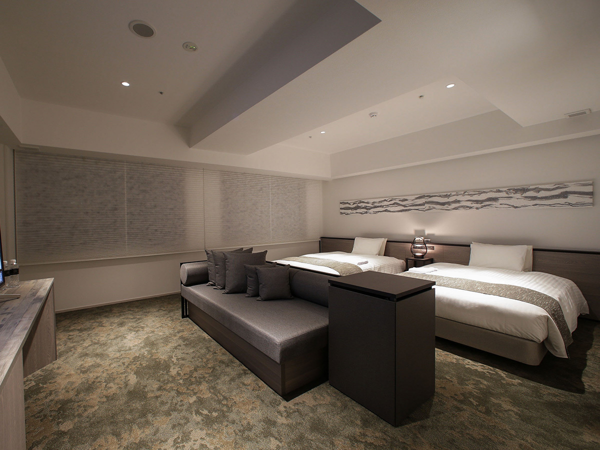 オリエンタルホテル京都 六条 コーナースイート