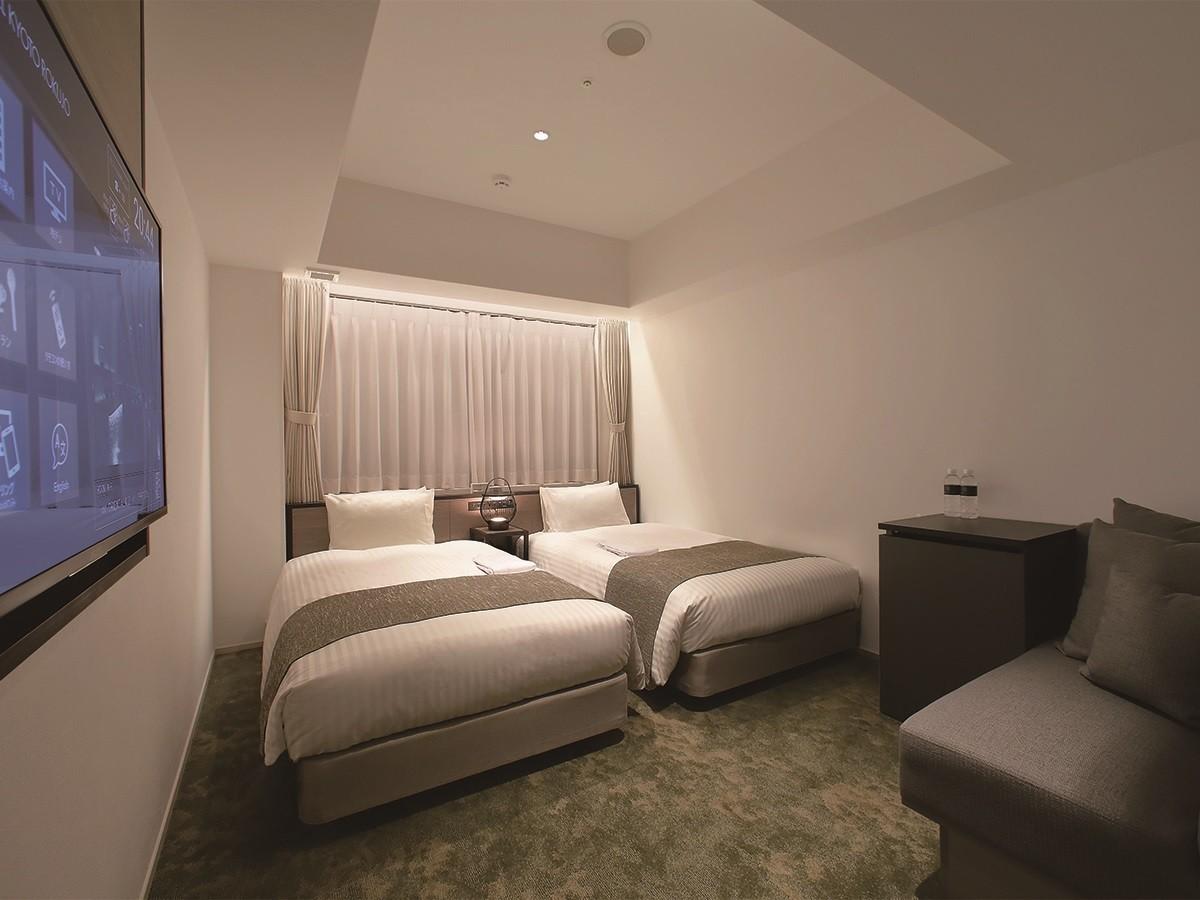 オリエンタルホテル京都 六条 スタンダードツイン(洋室)