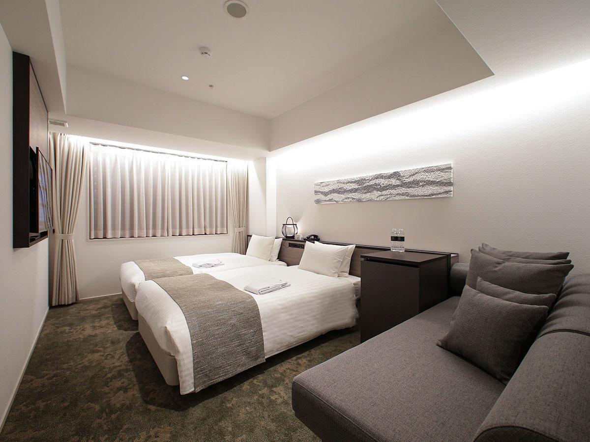 オリエンタルホテル京都 六条 スーペリアツイン(洋室)