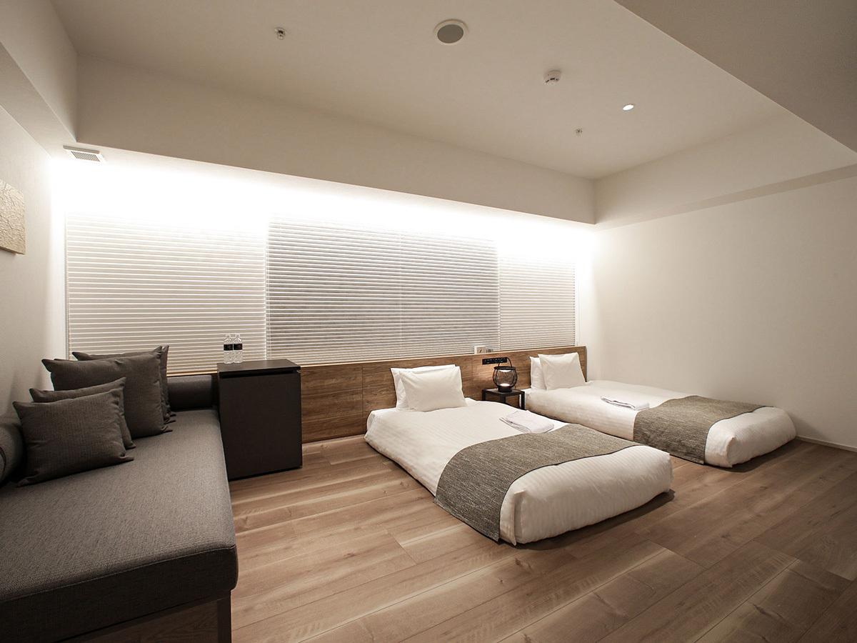 オリエンタルホテル京都 六条 デラックスツイン(和室)