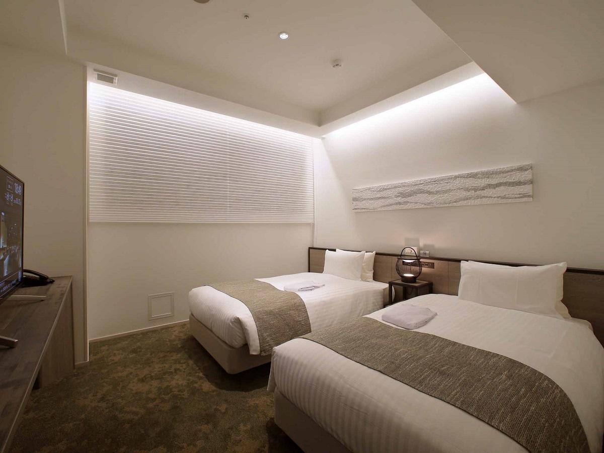 オリエンタルホテル京都 六条 ユニバーサルツイン