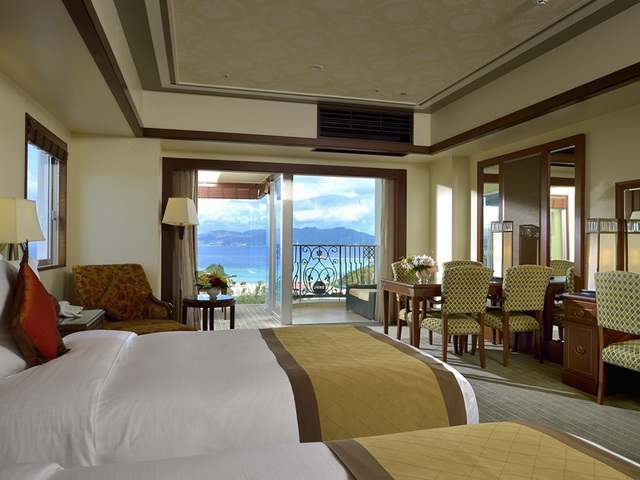 Okinawa Spa Resort EXES / ハイフロアプレミアグランスイート【禁煙・6~7F】