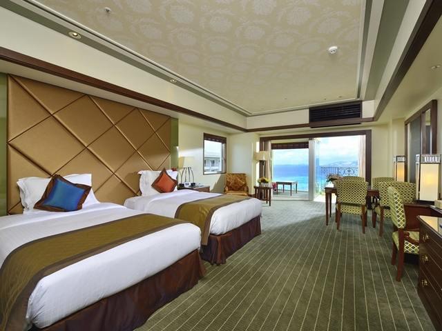 Okinawa Spa Resort EXES / EXESプレミアグランスイート【禁煙・8F】