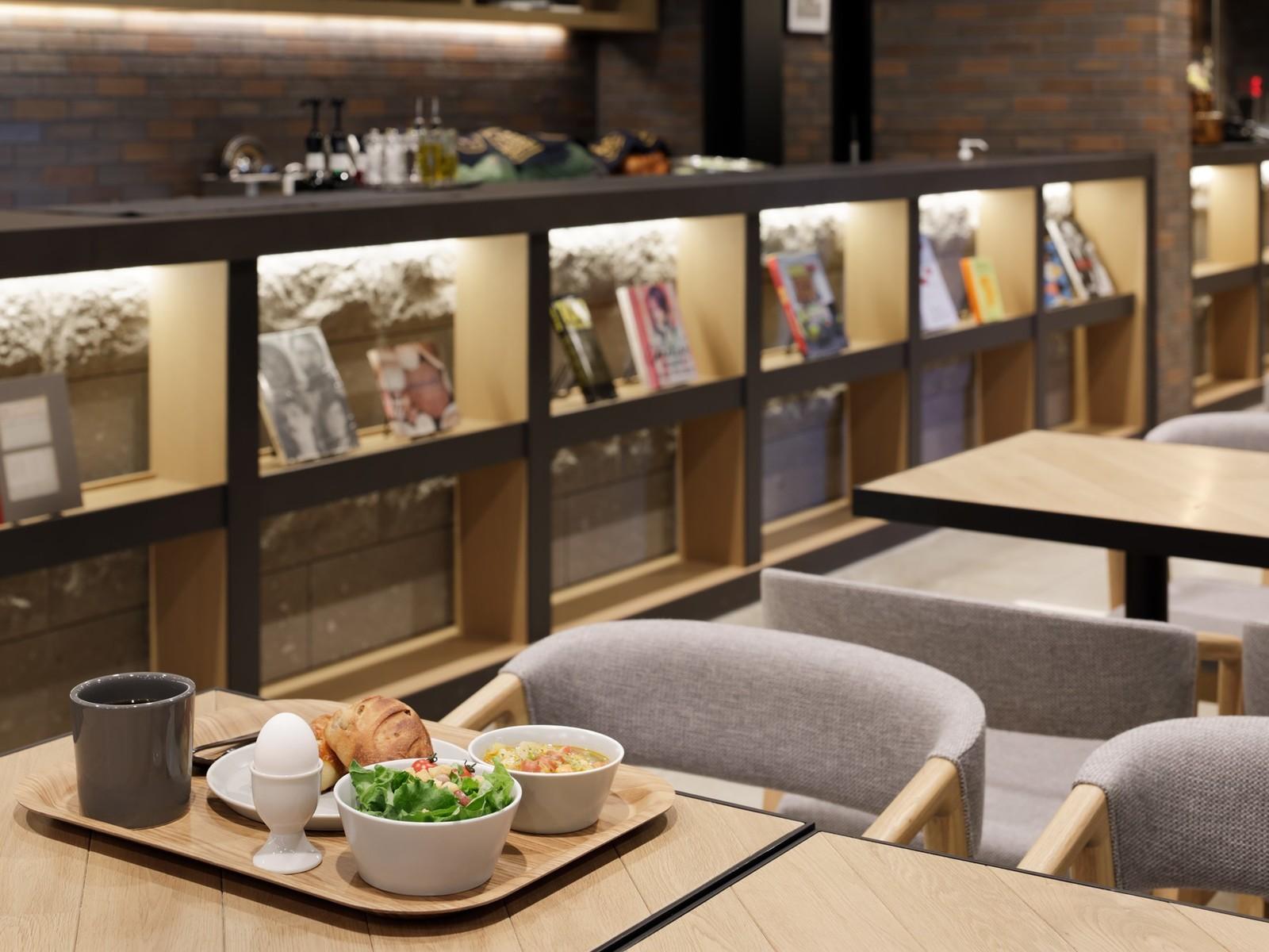 ランプライトブックスホテル札幌 / スタンダードプラン 《 朝食付 》