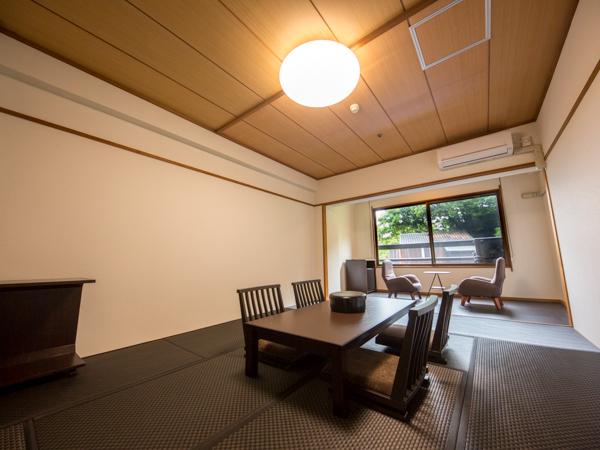 リブマックスリゾート安芸宮島 / 【喫煙可】★クラシック和室★35平米★
