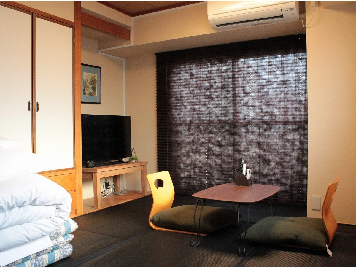 ホテルリブマックス京都駅前 / ■和室■喫煙可■