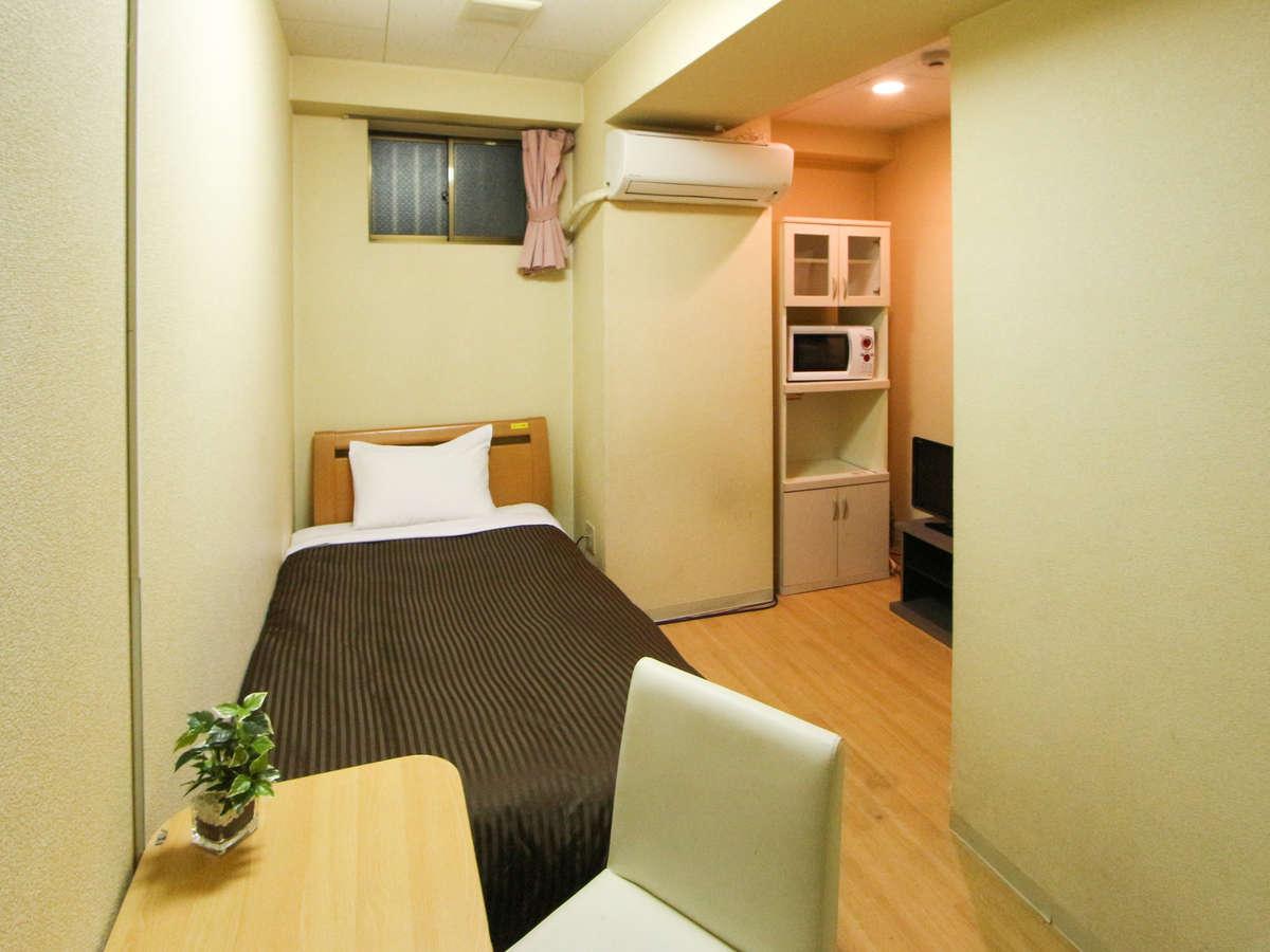 ホテルリブマックス日暮里 / 【喫煙】シングルベッドルーム♪