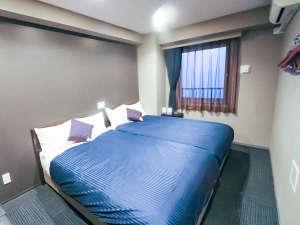 ホテルリブマックス横浜駅西口 / ◆ツインルーム◆セミダブルベッド