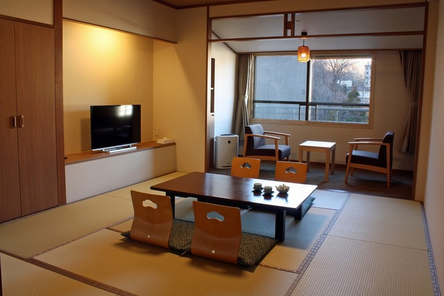 登別温泉 ホテルまほろば / 和室(10畳)