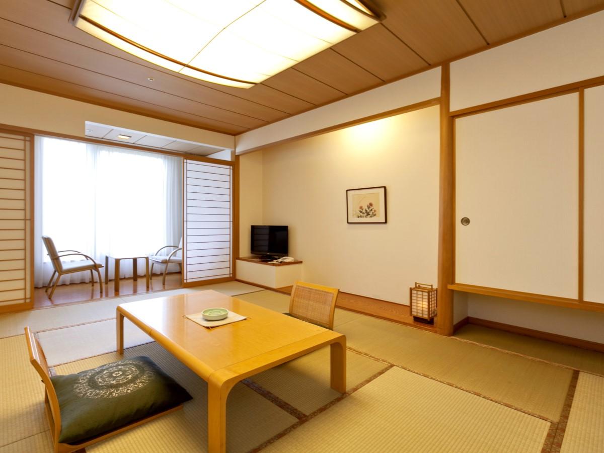 まかど観光ホテル / 【和室】12畳間■禁煙■